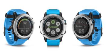 Quatix 3, lo smartwatch dedicato a chi vive il mare
