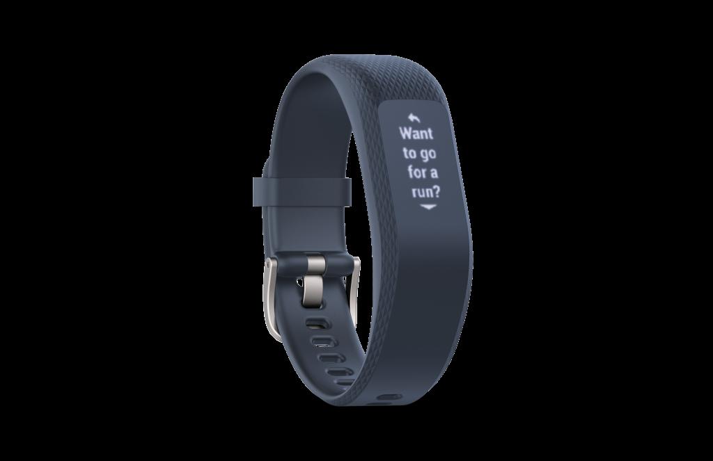 smartband fitness garmin