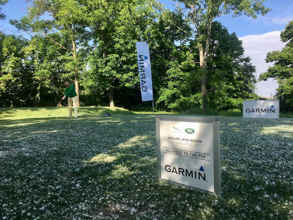 Garmin e Jaguar Land Rover Golf Trophy