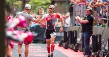 Giulio Molinari e il primo Ironman della stagione