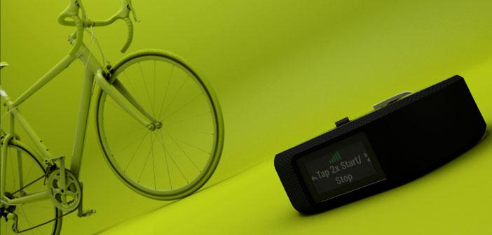 smartband con gps per corsa e ciclismo