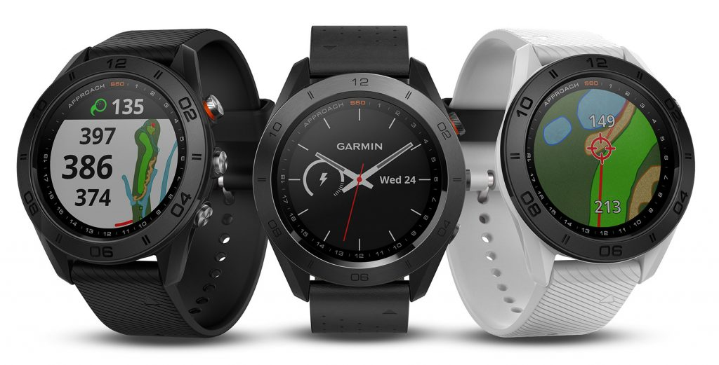 Golf - Garmin Approach S60