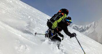 """""""Cala"""" Cimenti: sulla cima del Dhaulagiri, con Garmin inReach"""