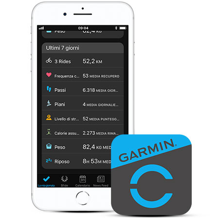Garmin Connect Mobile - update
