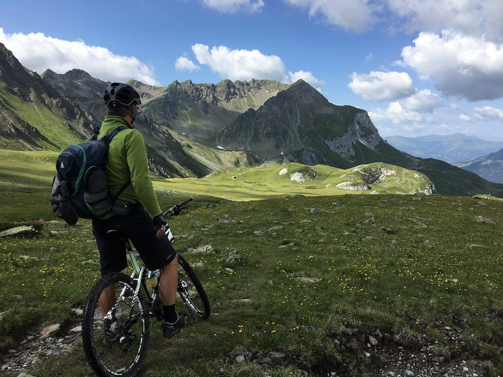 MTB - trekmap mountain bike