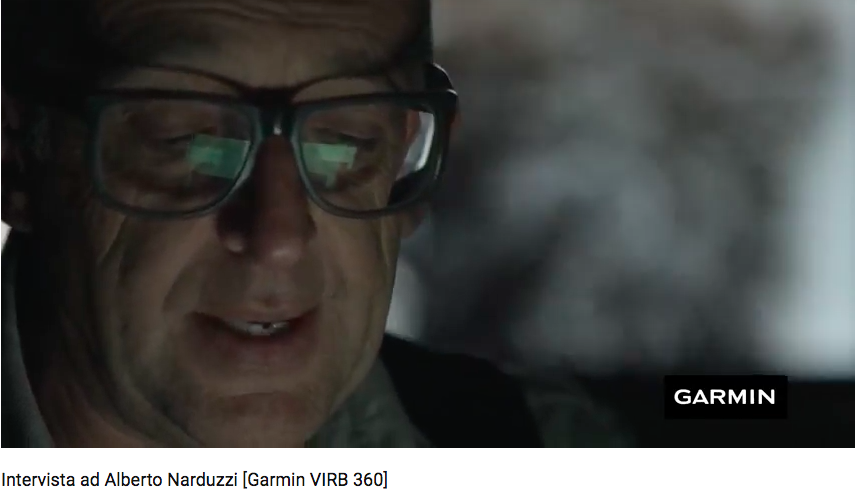 VIRB 360 - video Alberto Narduzzi