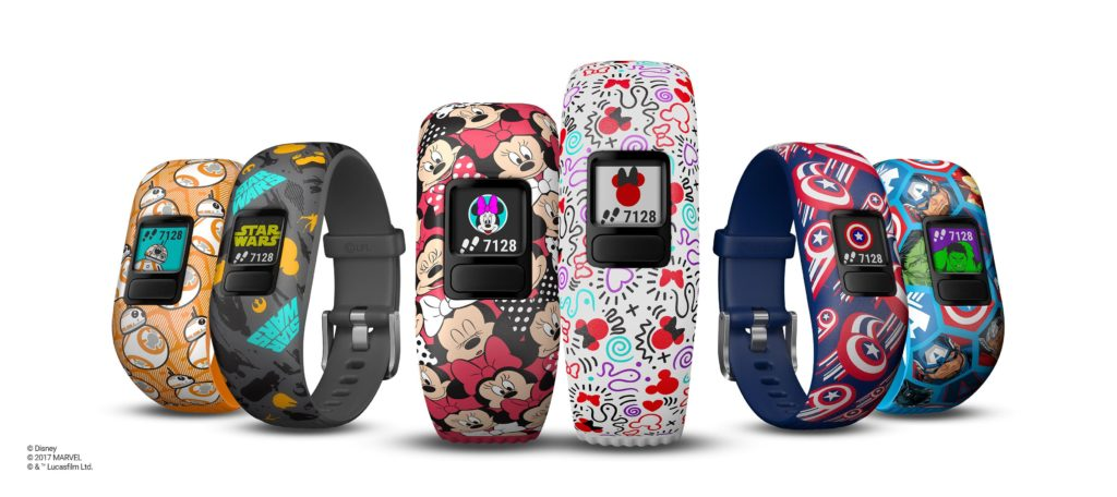 Garmin vivofit-jr2-disney