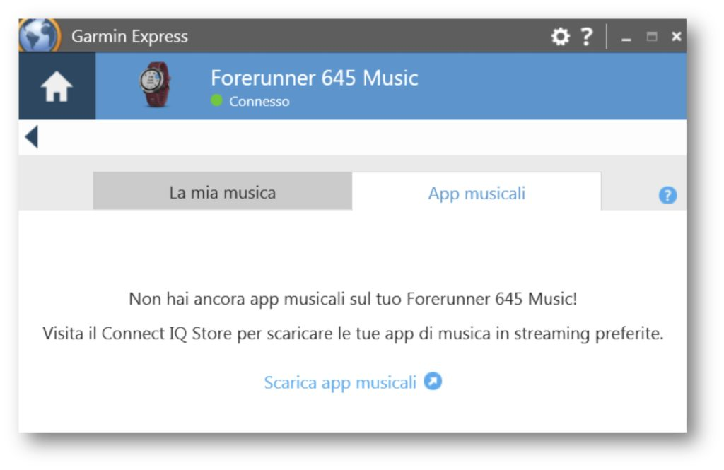 app di musica per smartwatch