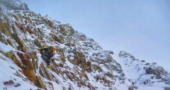 Simone Moro e Tamara Lunger: alla conquista della montagna più alta, nel posto più freddo del mondo