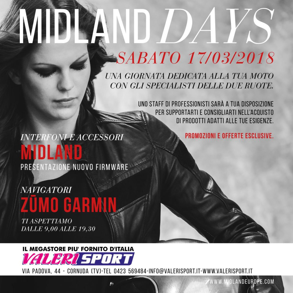 Midland Day Treviso zumo 595