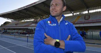 Anche i campioni olimpici corrono a ritmo di musica. Parola di Stefano Baldini.