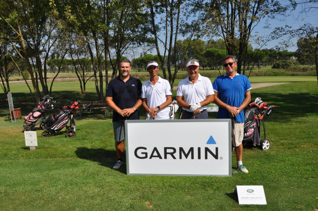 Garmin Jaguar & Land Rover Golf Challenge