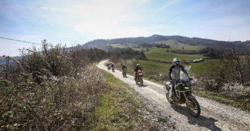 Honda Academy e GPSMAP 276Cx: la moto fuoristrada, senza limiti