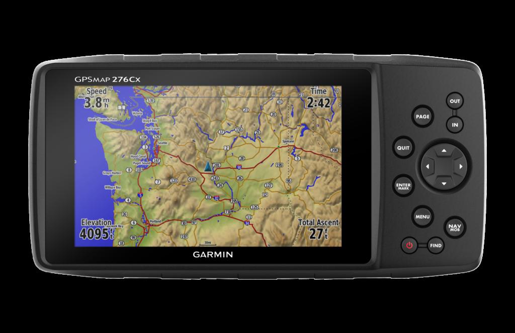 Garmin GPSMAP276Cx - moto fuoristrada