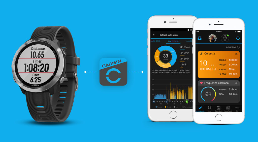 app dati cardiofrequenzimetro