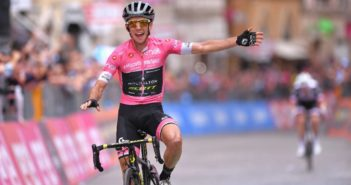 Con Garmin Edge al Giro d'Italia. Aguzzate la vista!