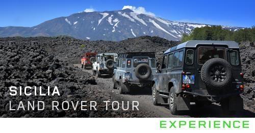 Garmin - Sicilia Land Rover Tour