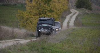 Garmin GPSMAP 276Cx e Land Rover, alla scoperta della Sicilia