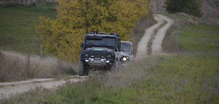 Garmin GPSMAP276CX e Land Rover, alla scoperta della Sicilia