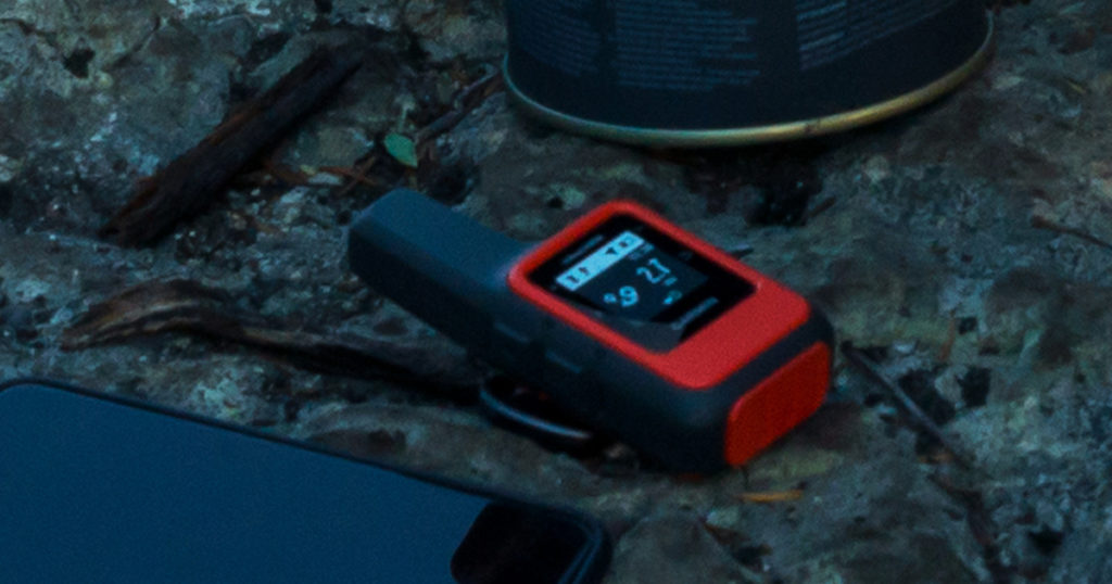 Garmin outdoor inReach Mini