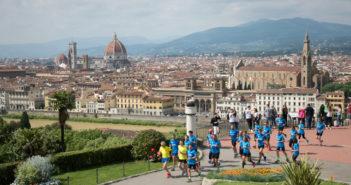 Francesco Mangano: un ASICS FrontRunner al Garmin Running Academy di Firenze