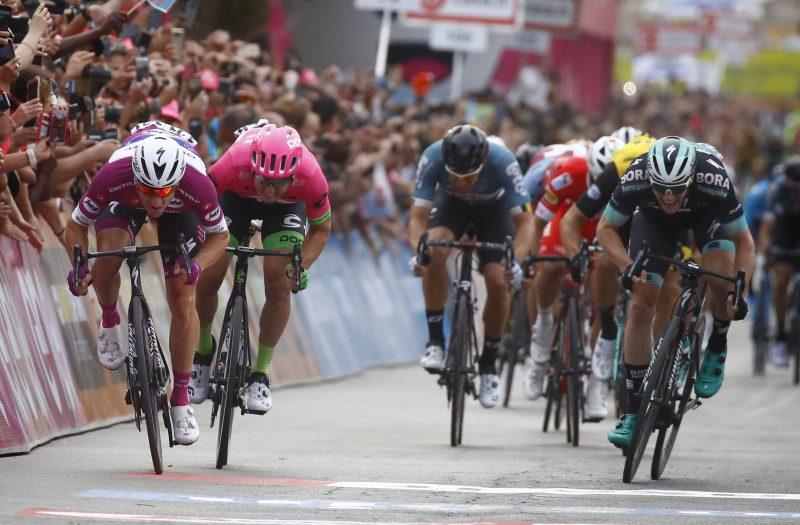Giro d'Italia 2018 - ciclismo