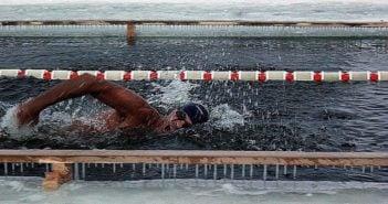 """Nuoto estremo, si chiama """"Antartica"""" la sfida di Paolo Chiarino"""
