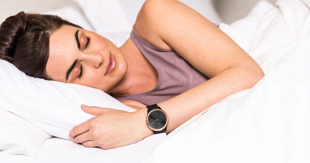 monitoraggio del sonno
