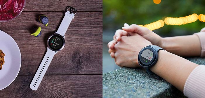 vivoactive 3 smartwatch femminile