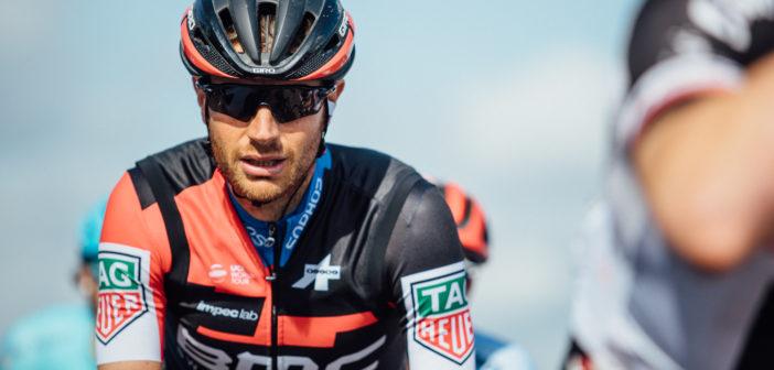 Damiano Caruso al Tour de France con Garmin Edge 130