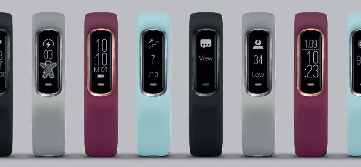 Nuovo Garmin vívosmart 4: la smartband cardio per uno stile di vita sano e attivo