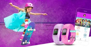 Nuovo Garmin vìvofit jr. 2 Disney Princess:  molto più che un orologio per bambine