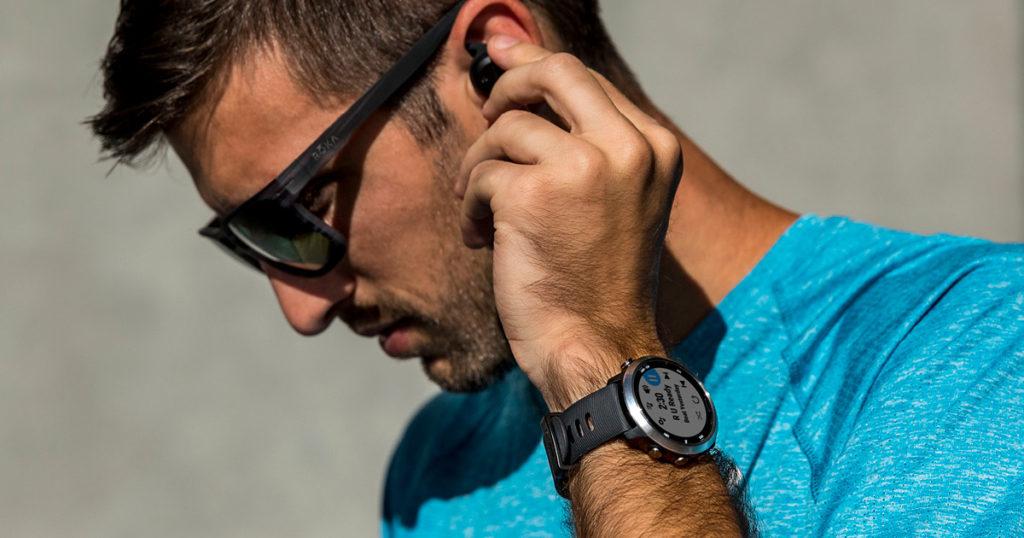 forerunner 645 smartwatch gps con musica