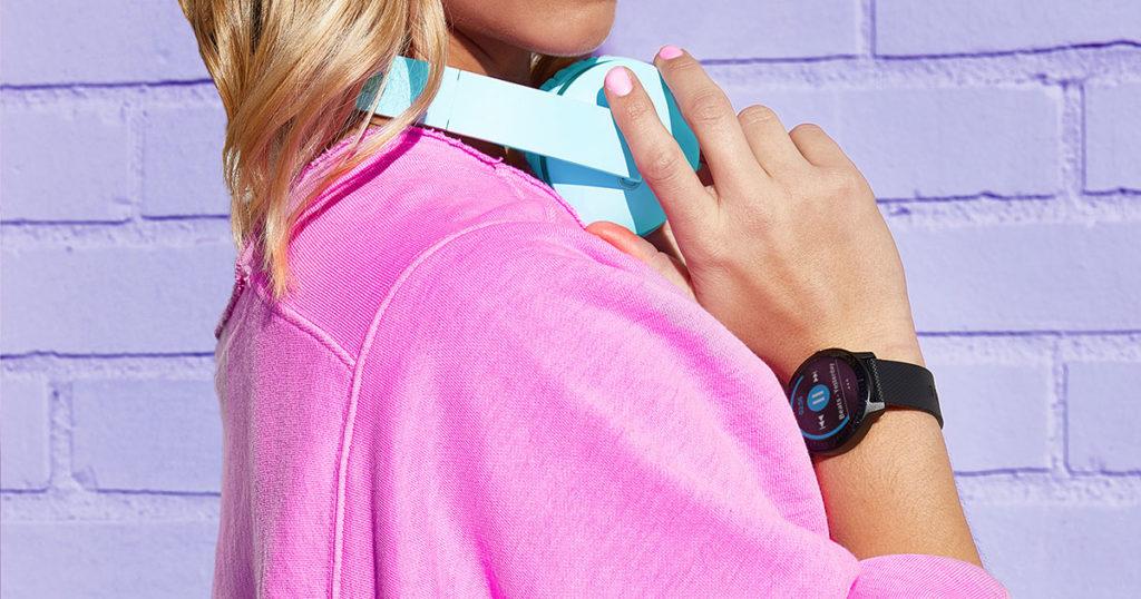 smartwatch gps con musica