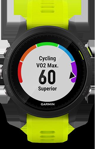 Forerunner 935 - Bici indoor