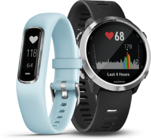 cardiofrequenzimetro e activity tracker