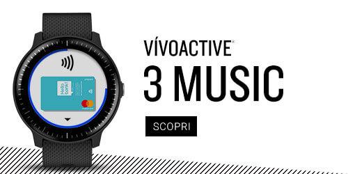 vivoactive 3 music smartwatch