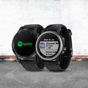 fenix 5 plus smartwatch spotify