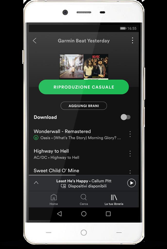 scaricare musica gratis da spotify