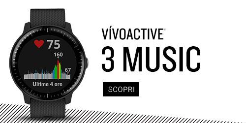 vivoactive 3 Music