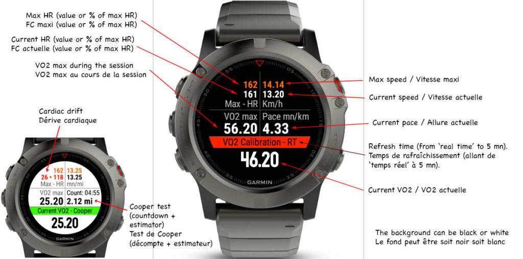 app per smartwatch vo2max