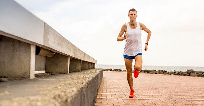 correre nel modo corretto