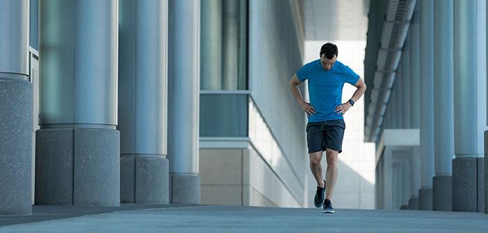 come respirare mentre corro