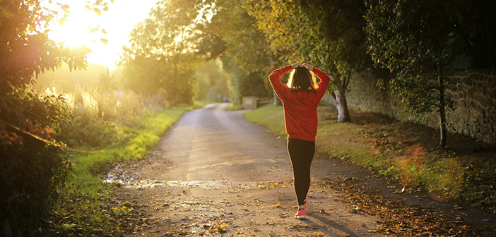 correre la mattina
