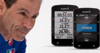 Il miglior ciclocomputer secondo Davide Cassani? Garmin Edge 520 Plus