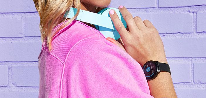 smartwatch fitness con musica