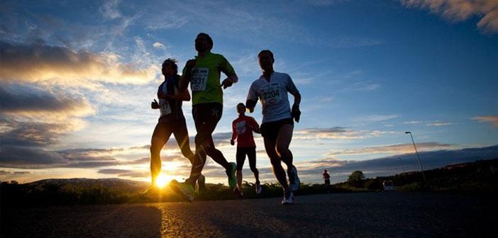 Midnight Sun Marathon Norvegia