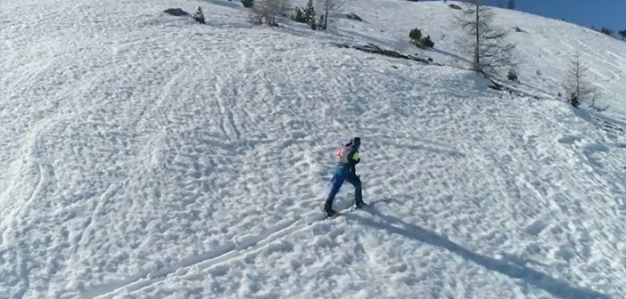 allenamento per lo sci alpinismo