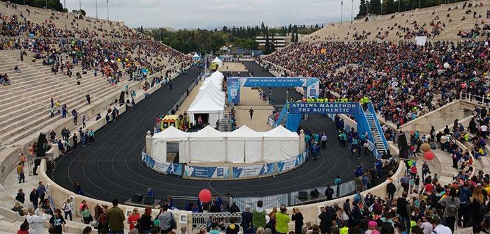 maratona di atene piu bella del mondo