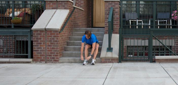 allenamento dopo maratona